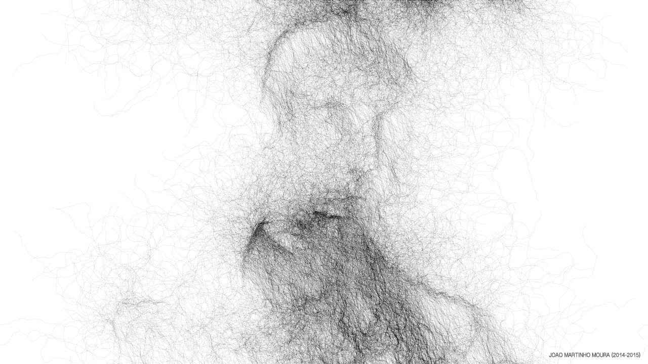 Generative Face Algorithms, João Martinho Moura, 2014-2015