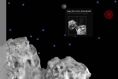 View Roseta's Comet (2015)
