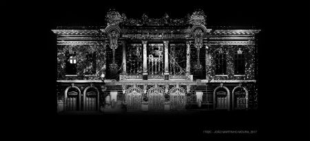 Videomapping - Theatro Circo - Braga Media Arts - João Martinho Moura - Noite Branca