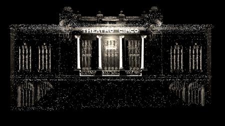 VideoMapping Theatro Circo. João Martinho Moura - Braga_Media_Arts