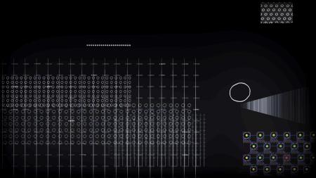 Nanopillars. Nano-Geometries (João Martinho Moura, 2018). An artwork developed at INL
