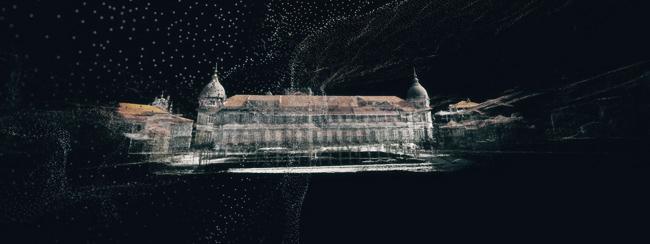 Braga, snapshots in Virtual Reality